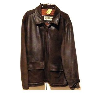 XL Leather jacket by Wilsons Leather